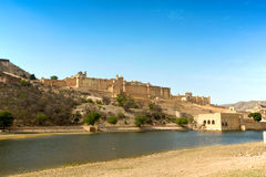 Amber Fort Stock Image
