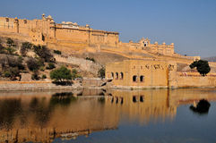 Amber Fort Stock Images