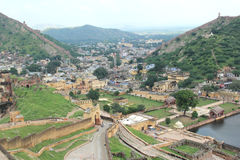 Amber Fort. Royalty Free Stock Photo