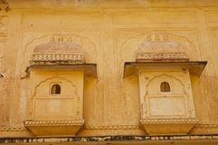 Amber Fort Stock Photography