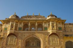 Amber Fort Royalty Free Stock Image