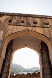Amber Fort Entrance Royalty Free Stock Photos