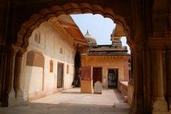 Amber Fort, Inde de Jaipur Image libre de droits