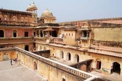 Amber Fort, Inde de Jaipur Images stock