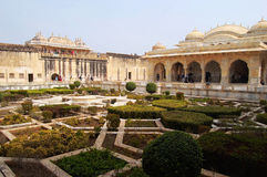 Amber Fort, Inde de Jaipur Photographie stock libre de droits
