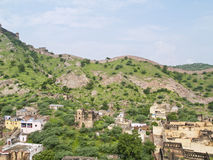 Amber fort, India. Royalty Free Stock Image