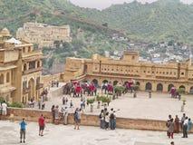 Amber fort, India. Stock Photos