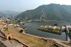 Amber Fort, Jaipur Royalty Free Stock Photos