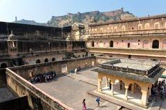 Amber Fort, Jaipur Stock Image