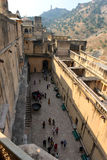 Amber Fort, Jaipur Stock Photo