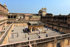 Amber Fort, Jaipur Royalty Free Stock Photography