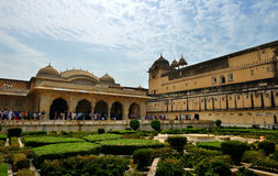Amber Fort, Jaipur Royalty Free Stock Images