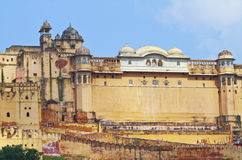 Amber Fort At Jaipur Stock Images