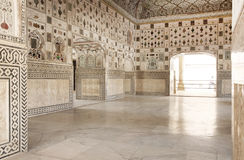 Amber fort in Jaipur Stock Foto