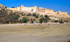 Amber Fort, Jaipur,  India. Stock Photography