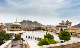Amber Fort, Jaipur, India Royalty Free Stock Photography