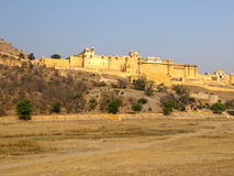 Amber Fort of Jaipur, India Royalty Free Stock Image