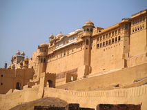 Amber Fort, Jaipur, India Royalty Free Stock Photos