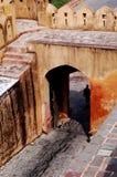 Amber Fort, Jaipur India Royalty Free Stock Photo