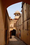 Amber Fort, Jaipur India Royalty Free Stock Photography