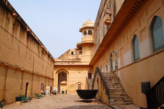 Amber Fort, Jaipur India Royalty Free Stock Photos