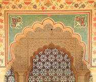 Amber fort in Jaipur. Stock Image