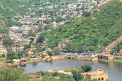 Amber Fort(jaipur). Stock Image