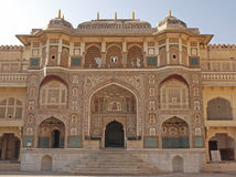 Amber Fort, Jaipur, Rajasthan Royalty Free Stock Photography