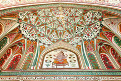 Amber Fort in Jaipur Stock Photos