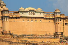 Amber Fort. Royalty Free Stock Image