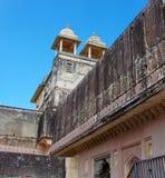 Amber Fort near Jaipur city , India Stock Photo