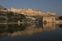 Amber Fort near Jaipur Stock Photos