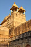 Amber Fort & Palace in Jaipur Stock Photography