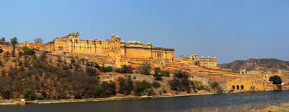 Amber Fort palace, Jaipur Royalty Free Stock Image