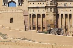 Amber Fort près de Jaipur au Ràjasthàn, Inde Amber Fort est le mA Image libre de droits