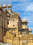 Amber Fort in Rajasthan, India Stock Photo