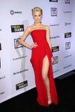 Amber Heard. AtThe Rum Diary Los Angeles Premiere, LACMA, Los Angeles, CA 10-13-1 Royalty Free Stock Photo