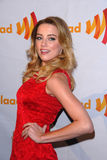 Amber Heard Royalty Free Stock Image
