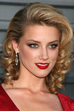 Amber Heard Royalty Free Stock Photography