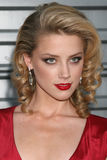 Amber Heard Royalty Free Stock Images
