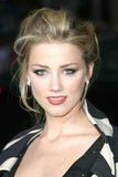 Amber Heard Stock Photography