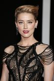 Amber Heard Stock Photo
