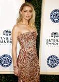 Amber Heard Stock Image