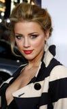 Amber Heard Royalty Free Stock Photography