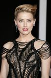 Amber Heard Stock Images