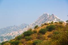 Amber Jaipur fort view