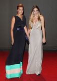 Amber Le Bon. Yasmin and Amber Le Bon arriving for the 2013 British Fashion Awards, at The London Coliseum, London. 02/12/2013 Picture by: Alexandra Glen / Stock Photos