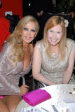 Amber Lynn, Serena. At the 'Golden Goddesses' Book Launch Gala Event, Hustler Hollywood, West Hollywood, CA 11-29-12 Royalty Free Stock Photos