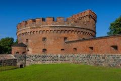 Amber Museum in Kaliningrad Royalty Free Stock Image