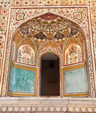 Amber Palace gateway Stock Photography